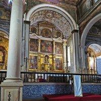 В церкви Санта-Мария :: ИРЭН@ Комарова
