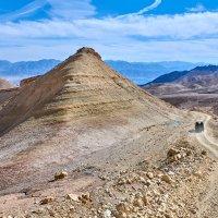 На джипе по горным отрогам пустыни Негев :: Минихан Сафин