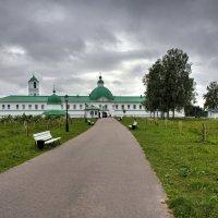 Свято-Троицкий Александра Свирского Мужской Монастырь :: Константин