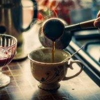 Morning coffees :: Larissa