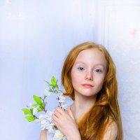 Лиза.. :: Юлия Романенко