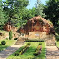 Кисловодск. Красные камни. :: Оксана Н