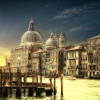 И снова в Венеции :: Сергей Шруба