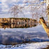 On the lake/на озере :: Dmitry Ozersky
