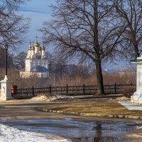 Преображенская церковь Спаса на Яру (Рязань) :: Юрий Морозов