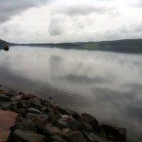 На озере Лох-Несс все спокойно! :: Марина Домосилецкая