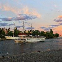 Evening walk. :: Aleksandrs Rosnis