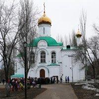 Вынос плащеницы :: Александр Алексеев