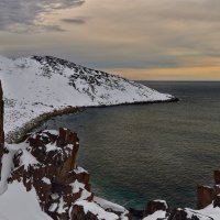 Скалистые берега :: Galina