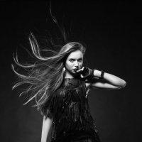 Девушка в стиле рок :: Olga Volkova