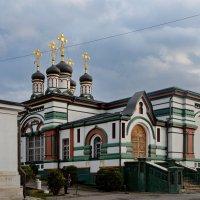 Богородице-Рождественский женский монастырь :: Владимир Брагилевский