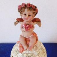 Шкатулка с ангелочком :: татьяна