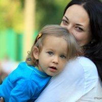фотограф,а птичка и счастье есть :: Олег Лукьянов