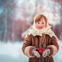 Русская зима :: Юлия