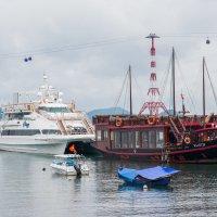 В порту. :: Ruslan