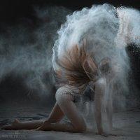 Белый порошок. :: Петр Кладык