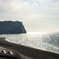 Etretat, Normandy :: Valery