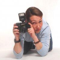 Мне идёт этот фотоаппарат? :: Айдар Мусин