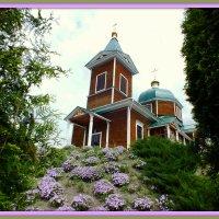 деревянная церковь :: Александр Прокудин