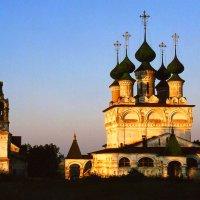 Воскресенская церковь Воскресенского женского монастыря. Муром. :: Николай Кондаков