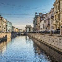 Канал Грибоедова, вечер :: Valeriy Piterskiy