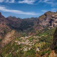 Мадейра. Долина монахинь :: Тиша