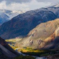 Заглянуть в каньон :: Альберт Беляев