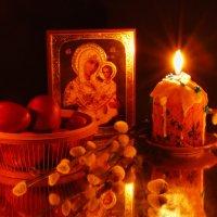 Пасха снова к нам идет, Много радости несет, Я добра тебе желаю, С днем священным поздравляю! :: Лара Гамильтон