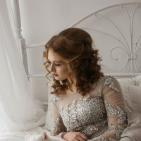 Утро невесты :: Оксана Кузьмина