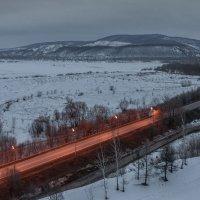 Вид с Царева кургана. :: Сергей Исаенко