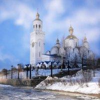 Церковь Преображения Господня... :: Дмитрий Петренко