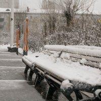 Снег в Чите :: Марина Кириллова