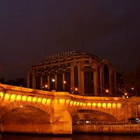 Новый мост возле Самаритянки :: Александр Корчемный