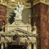 Базилика Святого Иштвана. Будапешт (фрагмент внутреннего оформления храма). :: Александр