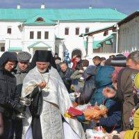Великая суббота в Ново-Иерусалимском монастыре :: Alexandr Zykov