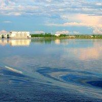 Углическая ГЭС :: aleksandr Крылов