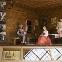 В музее :: Aнна Зарубина