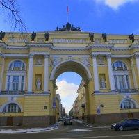 Здание Сената и Синода.Санкт-Петербург. :: Валентина Жукова