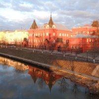 Банк, река Орлик :: igor1962orel Иванов