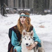 Шаманка :: Татьяна Фирсова