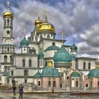 Воскресенский Ново-Иерусаклимский ставропигальный монастырь. Великая суббота :: Alexandr Zykov
