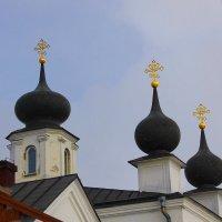 Собор летает в облаках.... :: Tatiana Markova