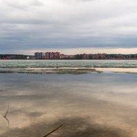 Апрель - щука хвостом лед разбивает. :: Сергей Адигамов
