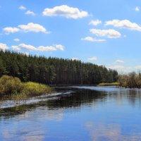 К майским дням готовится река... :: Лесо-Вед (Баранов)