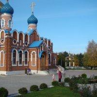 В Свято-Воскресенском мужском монастыре :: марина ковшова