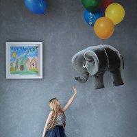 Слон :: Маргарита Гусева
