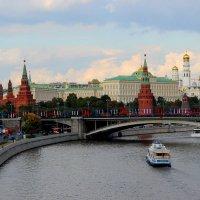 Москва :: Александр Солуянов