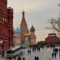 На Красную площадь. :: Анастасия Смирнова