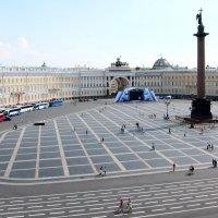 Дворцовая площадь :: Татьяна Манн