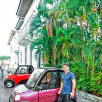 Авто для пробок мегаполисов :: Alexander Dementev